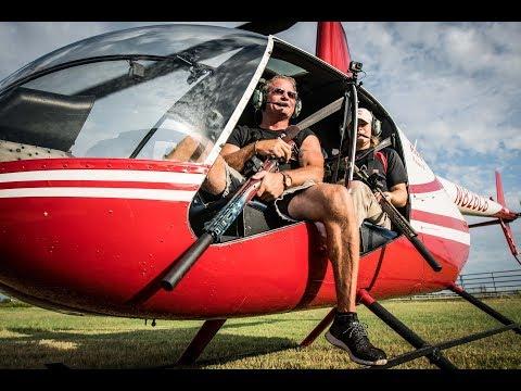 Pork Choppers Aviation - South Group Helicopter Hog Hunt