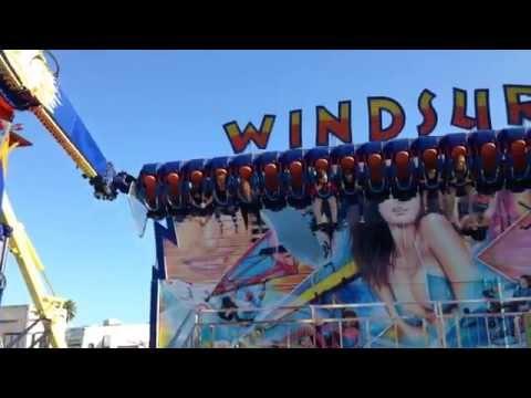 Laugh Attack On Amusement Ride