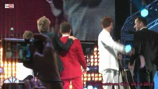 a-ha live - Take on me + final hurrah (HD) - Oslo Spektrum 04-12-2010
