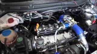 Gol G5 272cv 1.6 Turbo Forjado