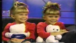 "The Olsen Twins on ""The Arsenio Hall Show"" (1991)"