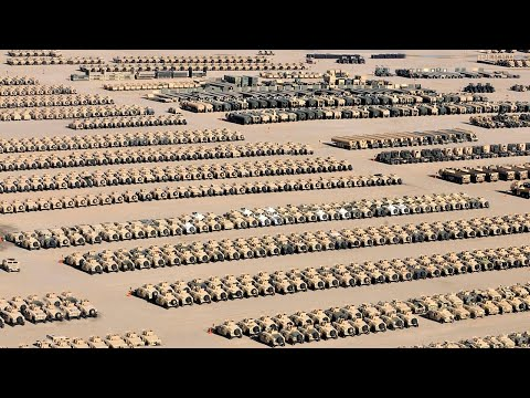 Scary! U.S Armed Forces | United States Military Inventory | How Powerful is USA 2020