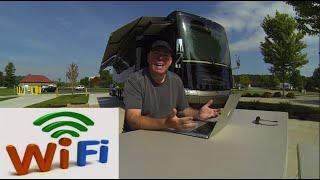 RV Internet and RV WiFi in RV Parks