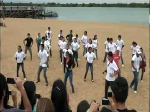 Gangnam Style - Playa Municpal Ayolas - Misiones - Mi Paraguay Joven I Edicion