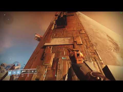 Destiny 2 - Infinity Forest Region Chest on Mercury
