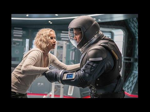 広大な宇宙にたった2人─。『パッセンジャー』宇宙空間で引き裂かれる2人の本編映像解禁!