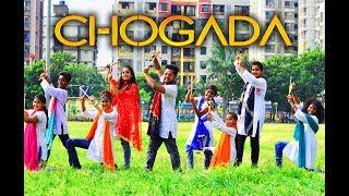 Chogada Tara - Darshan Raval Dance | LoveRatri | Abhijeet Ganguli Choreography