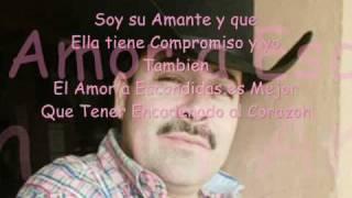 Soy tu Amante y Que ... Sergio Vega (Estreno)