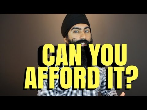 What Can You Afford? Budgeting For Wealth | Minority Mindset - Jaspreet Singh