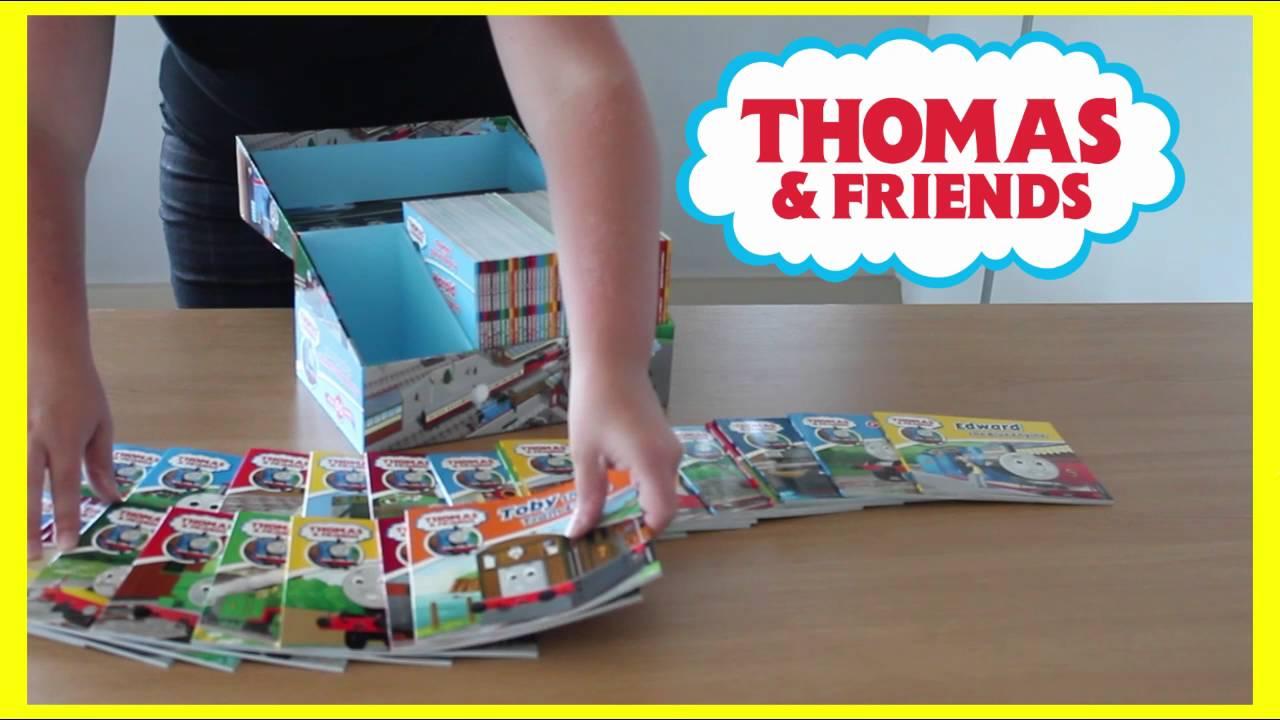 Thomas Railway Series Boxed Set