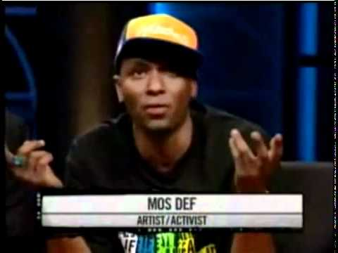 Mos Def and Bill Maher on 9/11