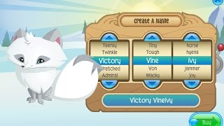ARCTIC FOXES ARE HERE! (Animal Jam Update)