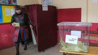 الاستفتاء في تركيا.. مركز تصويت في قرية لا يوجد فيها إلا ناخب واحد - من تركيا