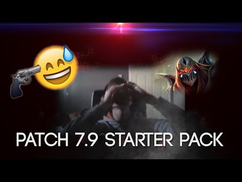 LEAGUE OF STYLISH #9 - PATCH 7.9 STARTER PACK!!