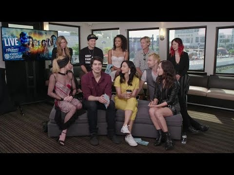 DCs Legends of Tomorrow San Diego Comic con 2018 Q&A