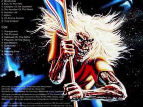 Iron Maiden   Eddies archive   BBC Archives 2cd´s