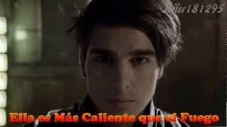 Eric Saade Hotter Than Fire Feat DEV Letra En Español Subtitulada Al Español