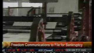 Freedom Communication To File For Bankruptcy - Bloomberg