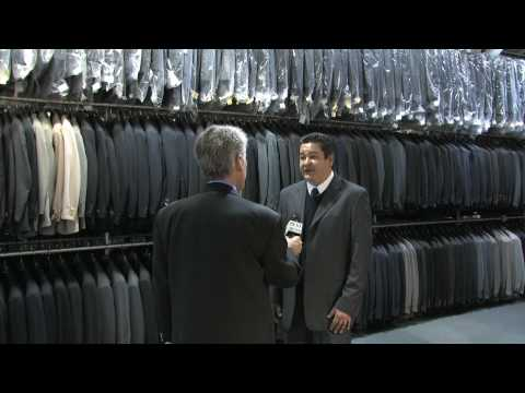 Alan Mendelson & L.A. Suit Outlet Downtown LA