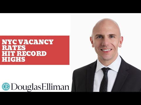 Vacancy Rates Soaring in NYC