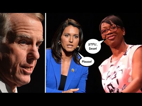 Nina Turner Defends Tulsi Gabbard From Howard Dean's Ridiculous Smear Attempt