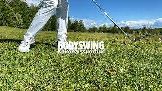 Bodyswing kokonaissuoritus