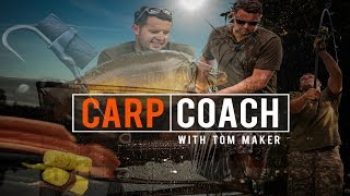 ***CARP FISHING TV*** Carp Coach #3: Spodding Over Zigs