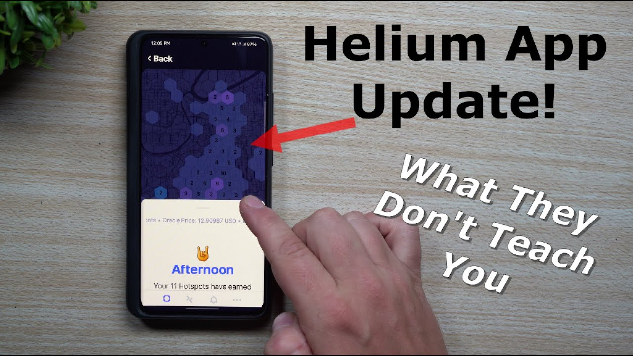 Helium App Update - What Others DON'T Teach You