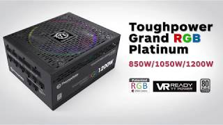Toughpower Grand RGB Platinum Power Supplies Introduction