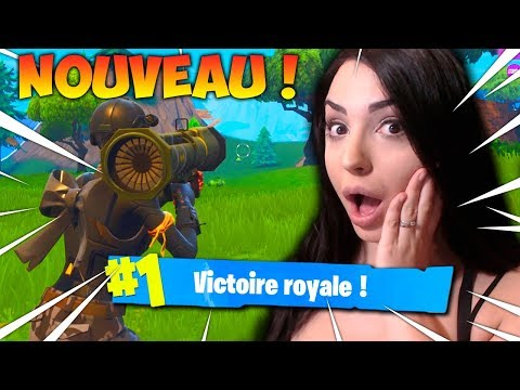 TOP 1 feat MrLEV12 AVEC LE LANCE MISSILE GUIDÉ SUR FORTNITE ?