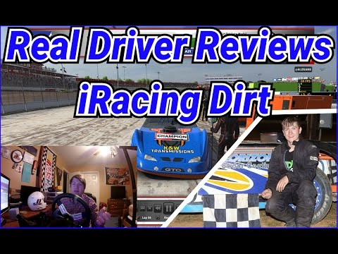 Real DLM Driver Reviews iRacing Dirt (+TIPS)