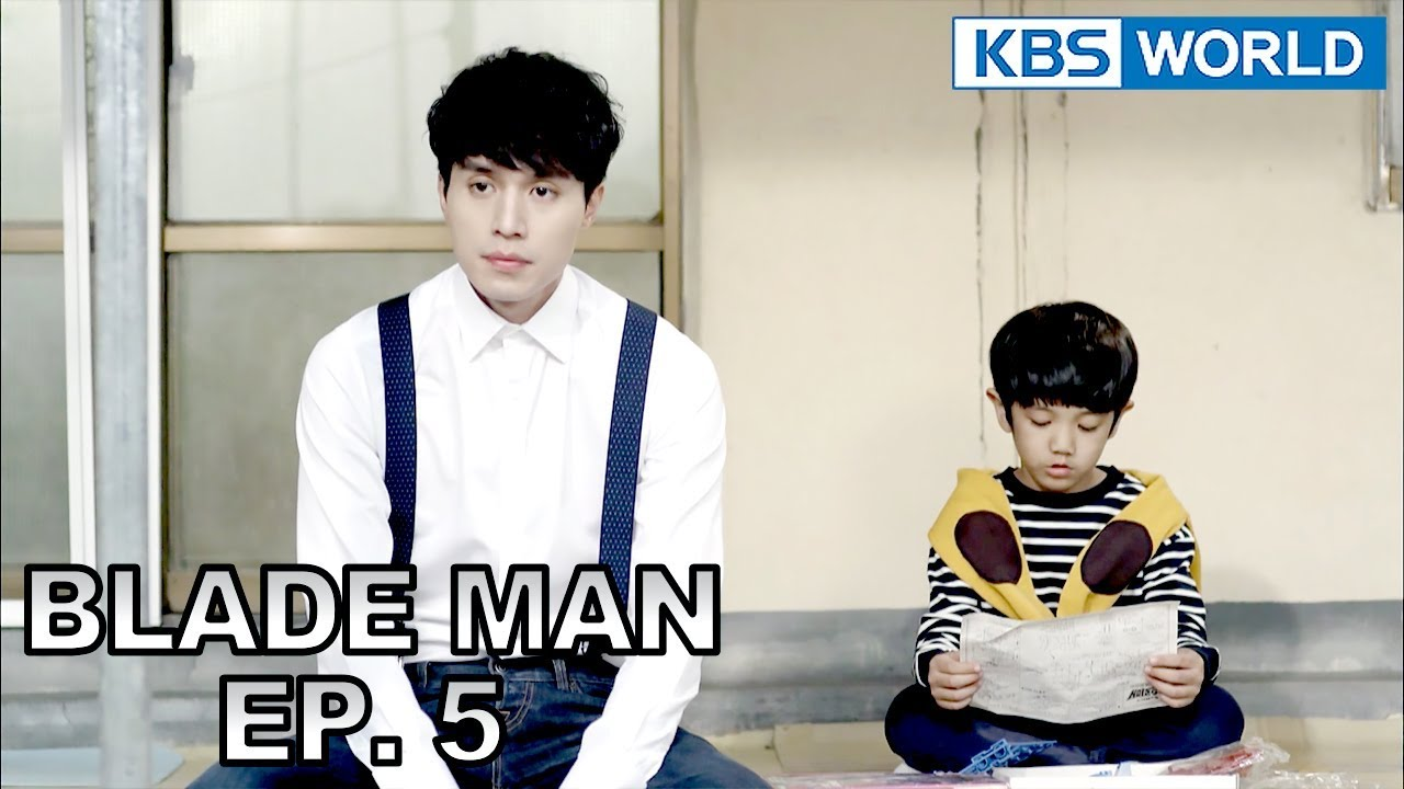 Download Blade Man   아이언 맨 EP 5 [SUB : KOR, ENG, CHN, MLY, VIE, IND]