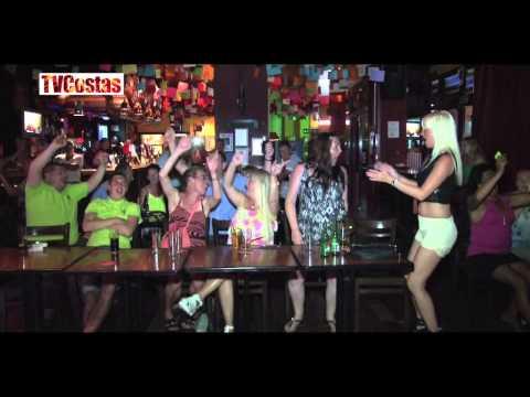 The Rose and Crown Karaoke Sports Bar Benidorm Costa Blanca Spain