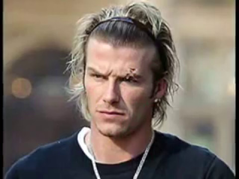 beckam hair style 30 cool david beckham hairstyles 7295