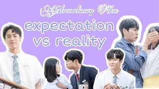 Extraordinary You Expectation VS Reality Part1 어쩌다 발견한 하루
