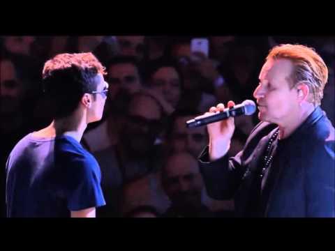 U2 - City Of Blinding Lights  HQ - Paris 2015