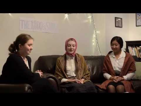 Grimke Sisters Interview