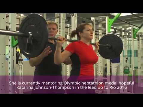 Lifetime Training - Level three PT Diploma - Case Study - Olympic javelin thrower Goldie Sayers
