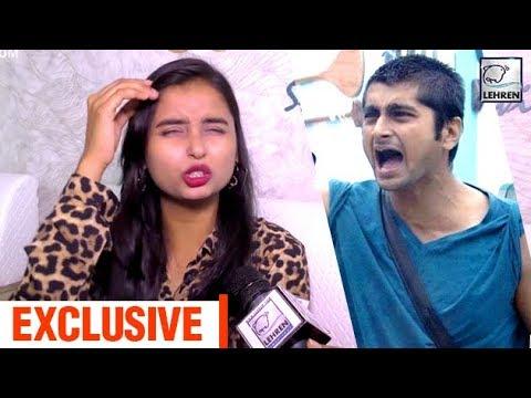 Urvashi Vani Gets Irritated By Deepak Thakur's Behaviour | Bigg Boss 12