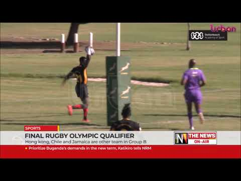 Final Rugby olympic qualifier