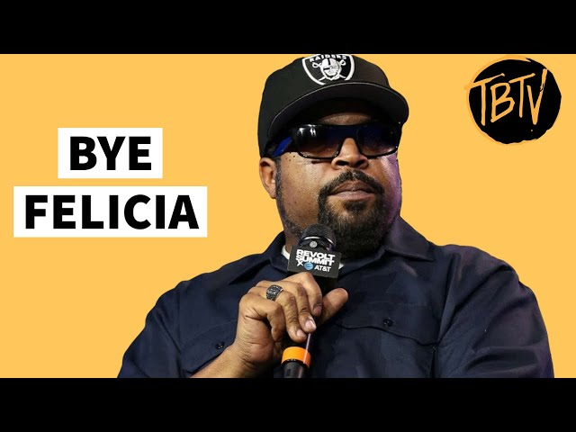 Ice Cube Gets Roasted For Meeting With Trump | Tim Black
