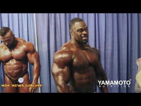 2019 Arnold Classic Men's Bodybuilding Backstage Video Pt.4