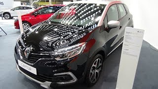 2019 Renault Captur Intens TCe 90 - Exterior and Interior - Belgrade Motor Show 2019