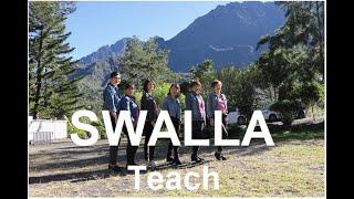 Swalla Line Dance (Teach)