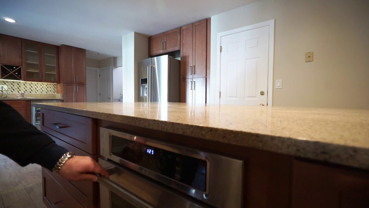kitchen remodeling pasadena maryland - youtube
