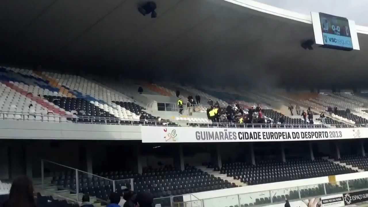 SC Braga: Confrontos No Vitória Guimarães B Vs SC Braga B (DERBY