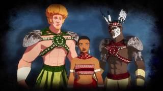 Guardians of Arazu - Events before Mark of Uru