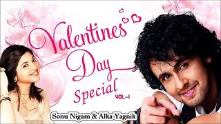 Valentine's Day special by sonu nigam and Alka yaganik