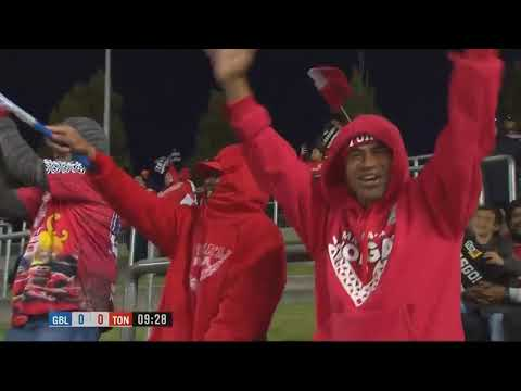 Full Game | Tonga Invitational XIII 14-6 Great Britain Rugby League