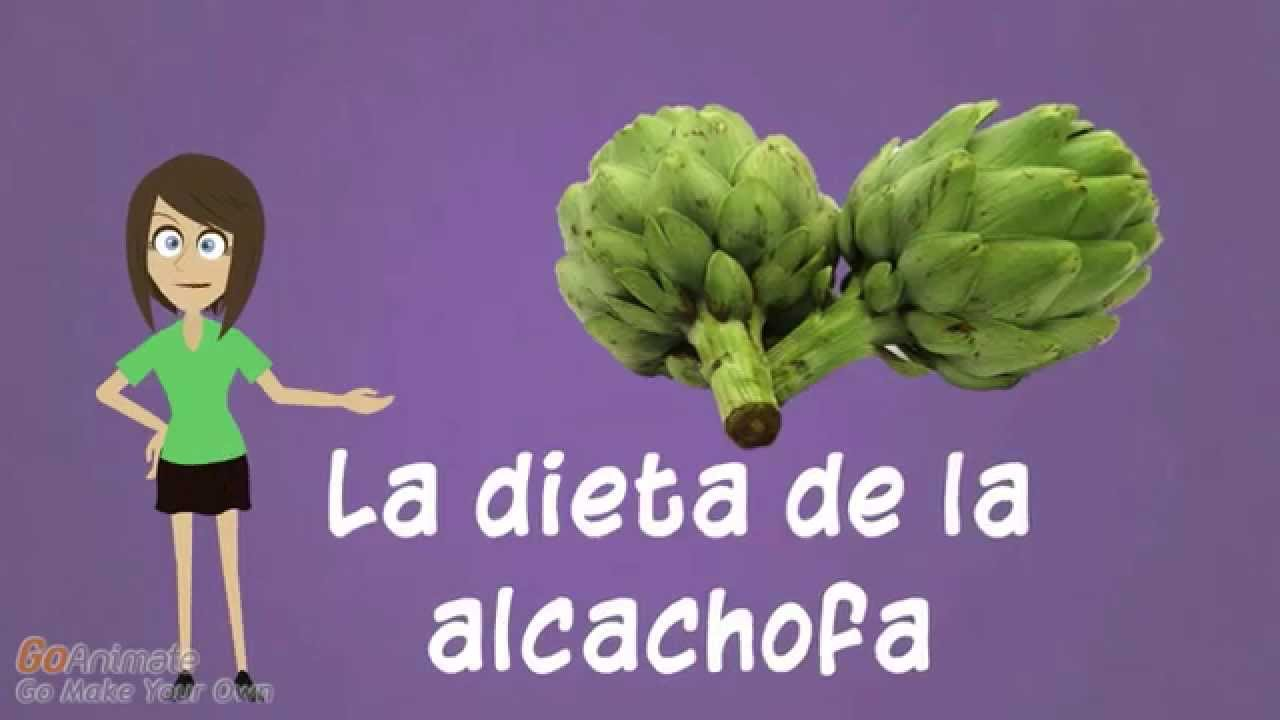 como funciona la dieta de la alcachofa arko